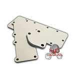 H20 DESIGNS PRESSURE BLOCK OFF PLATES