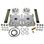 ADA RACING YAMAHA 701 GIRDLED BILLET HEAD KIT