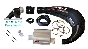 RRP CARBON EXHAUST SYSTEM