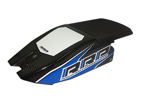 RICK ROY PRODUCTS RRP CARBON CHIN PAD